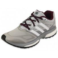 Adidas originals - Response Boost Techfit W Gri - Chaussures Running Femme  Adidas