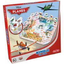 Tactic - Jeu D'action Et De Réflexe - Disney Planes Kimble-le Jeu Des Petits Chevaux