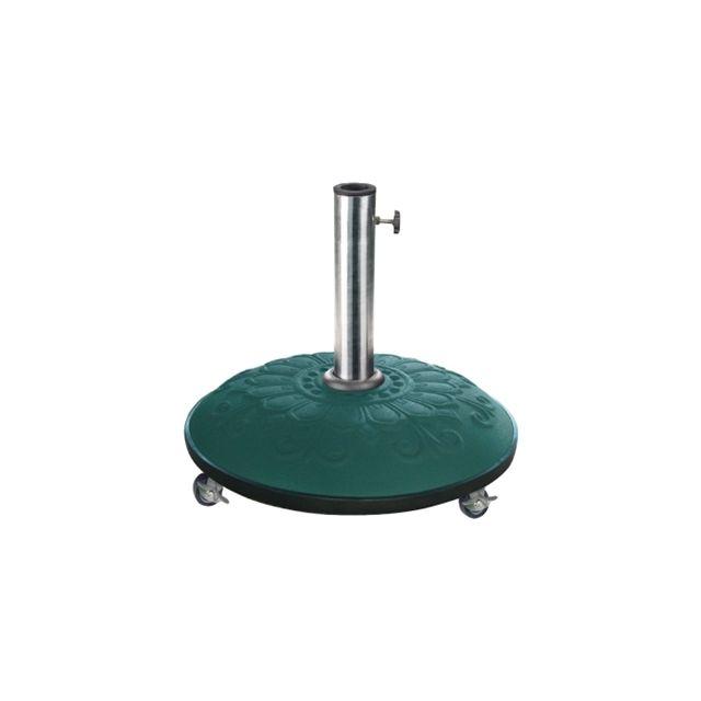 pied de parasol rond paca pas cher achat vente parasols rueducommerce. Black Bedroom Furniture Sets. Home Design Ideas