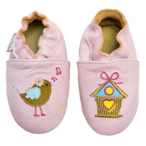Chaussures en cuir RCC 172 06-01819 Song Bird Pink GlttXj