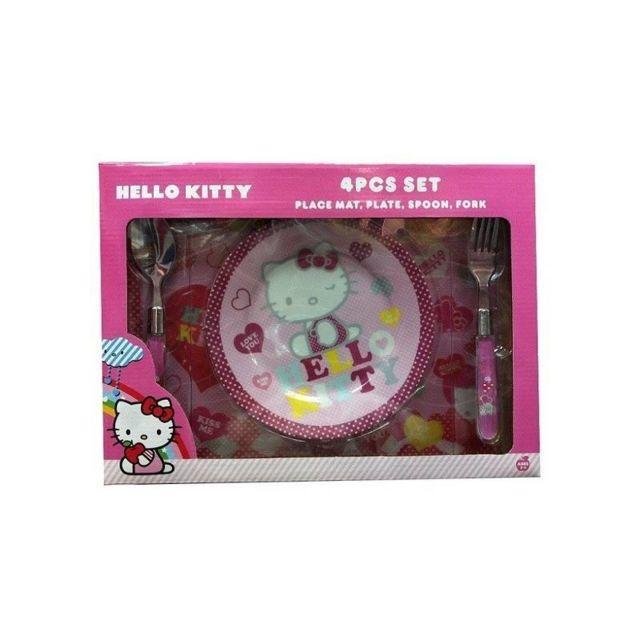 Hello Kitty Coffret Repas