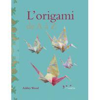 L'INEDITE - Livre : L'origami de A à Z - L'Inédite