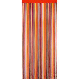 morel rideau en fil avec barre t lescopique multicolore pas cher achat vente rideaux. Black Bedroom Furniture Sets. Home Design Ideas