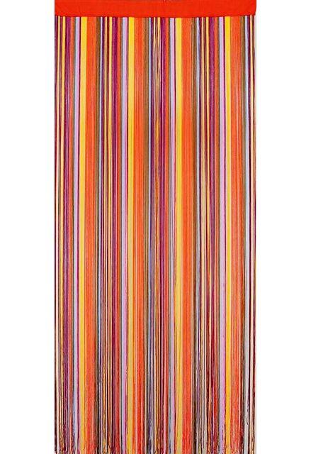 morel rideau en fil avec barre t lescopique pas cher achat vente rideaux de porte. Black Bedroom Furniture Sets. Home Design Ideas