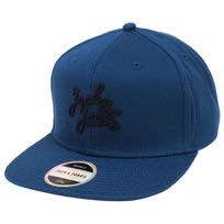 Jack&JONES - Casquette américaine Jack and jones Simple classic blue cap Bleu 23626