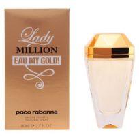 Marque Generique - Eau de toilette pour femme Lady Million Eau My Gold de Paco Rabanne vaporisation Edt Capacité - 50 ml