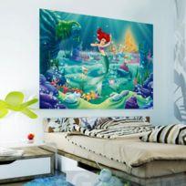 Bebe Gavroche - Poster Xxl Ariel La Petite Sirène Princesse Disney 160X115 Cm