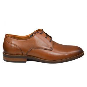 Tommy Hilfiger - Chaussures de ville Daytona cognac pour homme Marron - 45