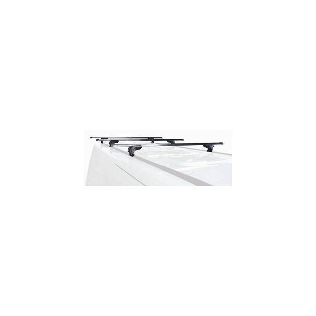 montblanc barres de toit pro renault trafic portes d s 2001 jusqu 39 09 2014 pas cher. Black Bedroom Furniture Sets. Home Design Ideas