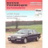 Topcar - Revue technique pour Lancia Thema 84-93