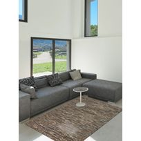 Brink & Campman - Tapis moderne style tricot Gusto Tapis Moderne par Brink and Campman