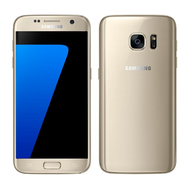 Samsung - Galaxy S7 - 32 Go - Or - Reconditionné
