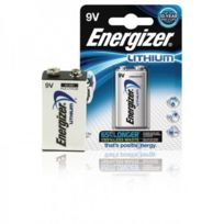 Energizer - Batteries au lithium 9V ultimes Fsb1