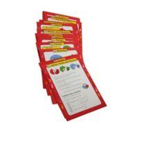 Creative Toys - CrÉATIVE Toys - Ct 2186C - Jeu Educatif Et Scientifique - Fiches De Travail - Fractions