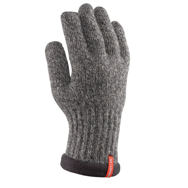 5667844f5992c Millet - Gants En Laine Wool Glove Black - Noir Homme - pas cher ...