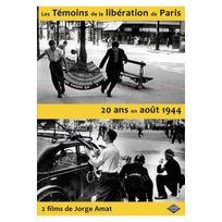 Doriane Films - Les témoins de la Libération - 20 ans en août 1944 - Dvd