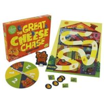 Peaceable Kingdom - coopérative Board Game - The Chase Grande Cheese