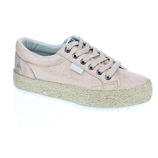 Modele Cher Baskets Pas Basses Chaussures Femme 69152 Mustang xTzq8nI