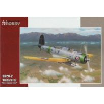 Special Hobby - 72257 Vought Sb2U-2 Vindicator 1:72 Plastic Kit Maquette
