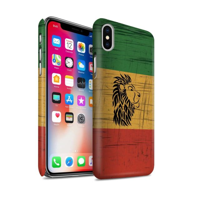 coque iphone xs matte
