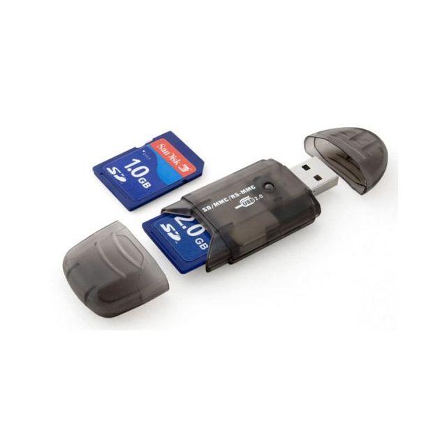 Cabling - Clé Usb - lecteur de carte Sd