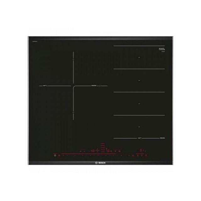 Bosch Plaque à Induction PXJ675DC1E 60 cm Noir 2 zones de cuisson