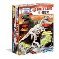 CLEMENTONI - Archéo Ludic T-Rex - Phosphorescent