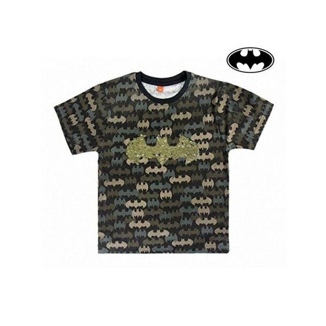 93ffe81dd1773 Batman - T shirt à manches courtes Enfant 8057 taille 5 ans - pas cher Achat  / Vente Chemises de nuit, nuisettes - RueDuCommerce