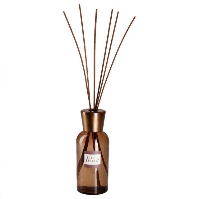 Paris Prix - Diffuseur de Parfum avec 8 Bâtons 500ml Bois