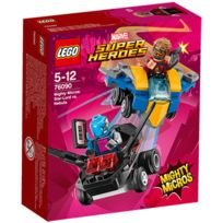 Lego - Marvel - 76090-® Mighty Micros Star-Lord contre Nebula