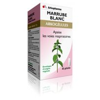 Arkopharma - Arkogélules Marrube Blanc 45 Gélules