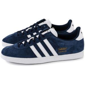 Adidas Gazelle Og pas cher bleu marine