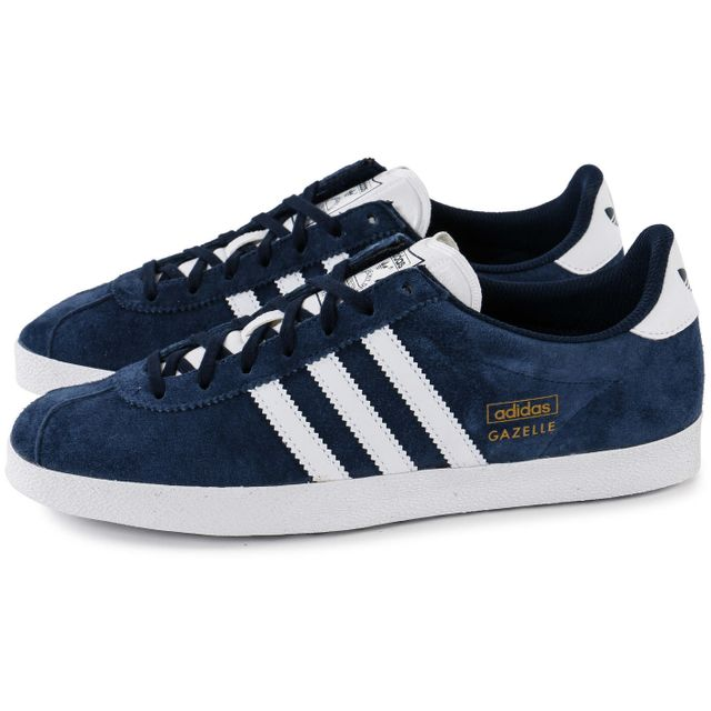 adidas gazelle og bleu marine. Black Bedroom Furniture Sets. Home Design Ideas