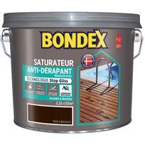 Bondex - Huile Teck rénovatrice Incolore Bidon 1,2l