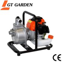 gt garden pompe eau thermique 52 cm3 10 m3 par heure - Pompe De Jardin