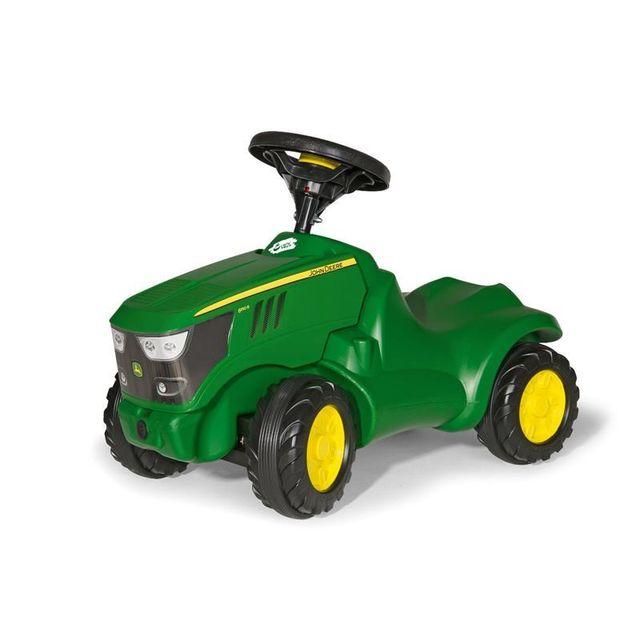 55659b75e75618 Rolly Toys - 132072 John Deere mini trac - pas cher Achat   Vente Véhicule  à pédales - RueDuCommerce