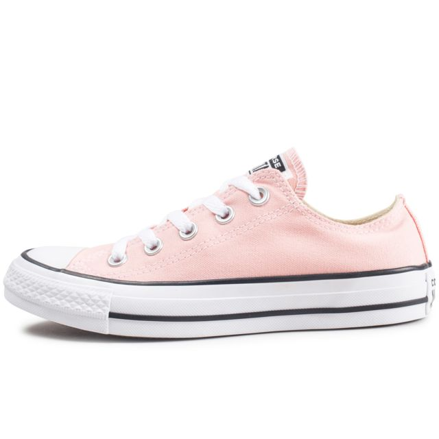 a2ea901b9f0 Converse - Chuck Taylor All Star Low Rose - pas cher Achat   Vente ...