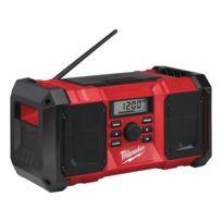 Radio de chantier M18 JSR-0 - Sans batterie, ni chargeur - 4933451250