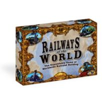 Eagle Games - 331485 - Railways Of The World