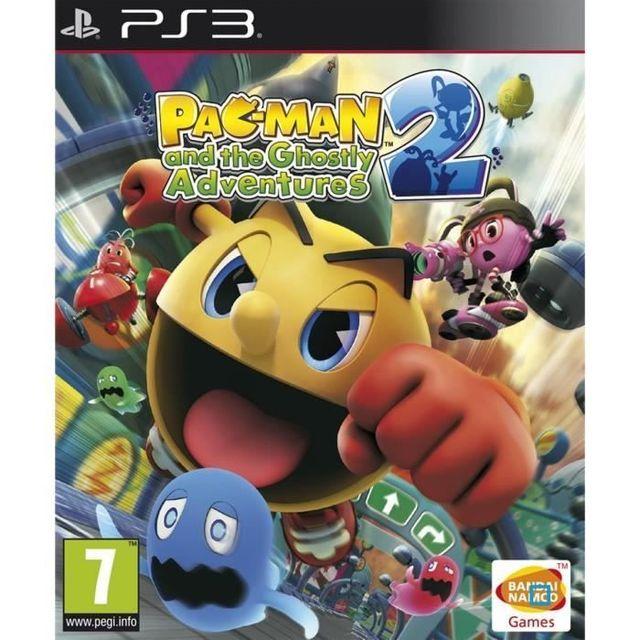 Namco Bandai - Pacman et les Aventures de Fantômes 2 Jeu Ps3
