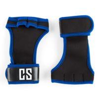 Capital Sports - Palm Pro Gants haltérophilie musculation taille Xl - noir/bleu