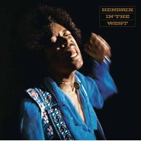 Legacy Recordings - Jimi Hendrix - Hendrix in the west