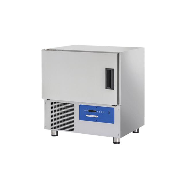 Materiel Chr Pro Cellule de Refroidissement et Congélation Professionnel - 5 Gn 1/1 - 5 x 600 x 400 - Cool Head - R452A De 0 à 5 Niveaux