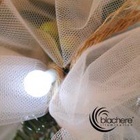 Blachere Illumination - Guirlande lumineuse 8 m Blanc froid 64 Led Cv