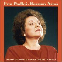 Delos - Ewa Podles - Airs Russes - Cd