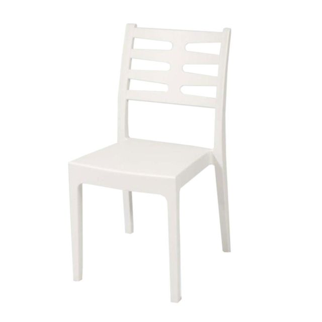 ARETA Chaise de Jardin Venere Blanc