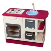 Jb Bois - Meuble de cuisine en bois