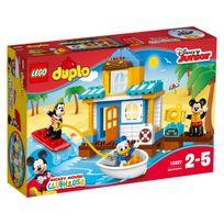 Lego - La maison à la plage de Mickey et ses amis - 10827