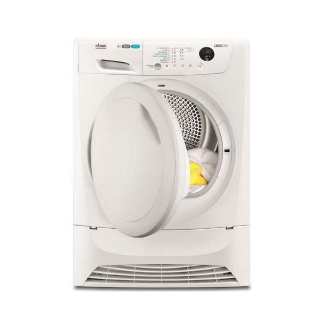 FAURE sèche-linge frontal à condensation 60cm 8kg a+ blanc - fdh8334pz