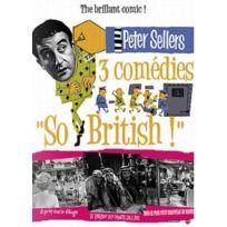 "Tamasa Distribution - Peter Sellers : 3 comédies ""So British"